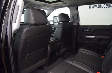 2019 Chevrolet Silverado 3500 LTZ