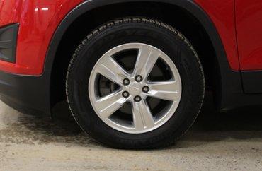 2014 Chevrolet Trax LT 1.4L 4 CYL TURBOCHARGED AUTOMATIC AWD