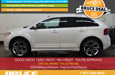 2014 Ford Edge SPORT 3.7L 6 CYL AUTOMATIC AWD | Photo 1