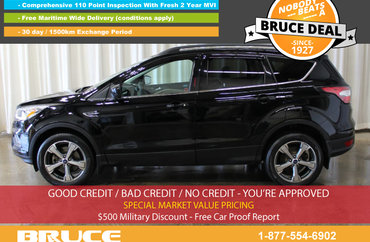 2017 Ford Escape SE 1.5L 4 CYL ECOBOOST AUTOMATIC 4WD | Photo 1