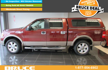 2006 Ford F-150 LARIAT KING RANCH 5.4L 8 CYL AUTO. 4X4 SUPERCREW | Photo 1