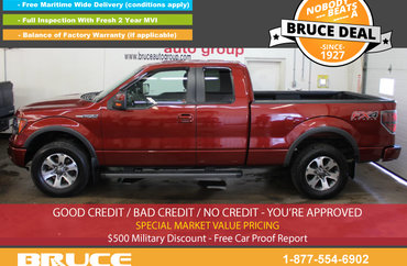 2014 Ford F-150 FX4 5.0L 8 CYL AUTOMATIC 4X4 SUPERCAB | Photo 1