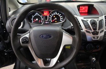 2013 Ford Fiesta SE 1.6L 4 CYL AUTOMATIC FWD 5D HATCHBACK