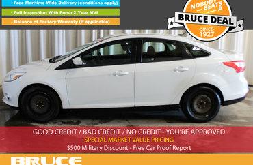 2012 Ford Focus SE 2.0L 4 CYL AUTOMATIC FWD 4D SEDAN | Photo 1