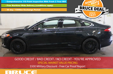 2014 Ford Fusion SE 2.0L 4 CYL ECOBOOST AUTOMATIC FWD 4D SEDAN | Photo 1