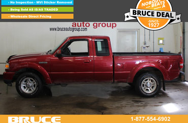 2008 Ford Ranger SPORT 3.0L 6 CYL AUTOMATIC RWD SUPERCAB | Photo 1