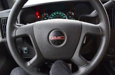 2017 GMC Savana 2500 HD - CUBE VAN / VINYL FLOORING