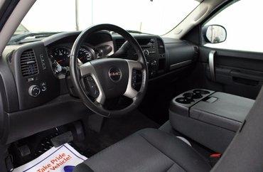 2013 GMC Sierra 1500 SLE 4.8L 8 CYL AUTOMATIC RWD EXTENDED CAB