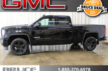 2017 GMC Sierra 1500 ELEVATION EDITION 5.3L 8 CYL 4X4 EXTENDED CAB | Photo 1