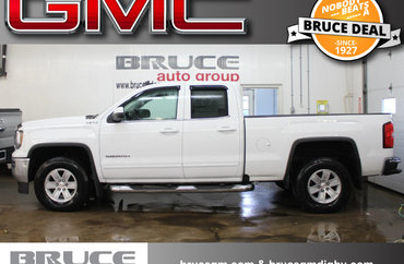 2017 GMC Sierra 1500 SLE 5.3L 8 CYL AUTOMATIC 4X4 EXTENDED CAB | Photo 1