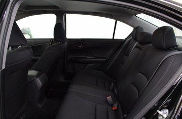 2015 Honda Accord Sport 2.4L 4 CYL i-VTEC CVT FWD 4D SEDAN