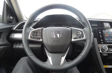 2017 Honda Civic TOURING - NAVIGATION / LEATHER INTERIOR/ AUTOSTART