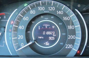 2016 Honda CR-V LX 2.4L 4 CYL I-VTEC CVT AWD