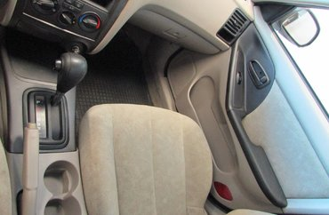 2003 Hyundai Elantra GL 2.0L 4 CYL AUTOMATIC FWD 4D SEDAN