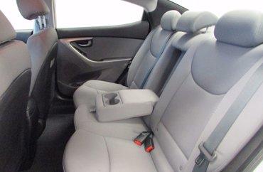 2013 Hyundai Elantra GL 1.8L 4 CYL AUTOMATIC FWD 4D SEDAN