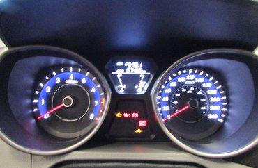 2013 Hyundai Elantra L 1.8L 4 CYL 6 SPD MANUAL FWD 4D SEDAN