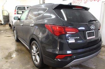 2017 Hyundai Santa Fe SPORT 2.0L 4 CYL TURBO AUTOMATIC AWD