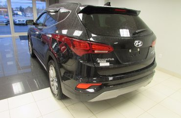 2017 Hyundai Santa Fe Sport LIMITED