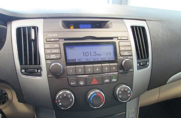 2009 Hyundai Sonata GL 2.4L 4 CYL AUTOMATIC FWD 4D SEDAN