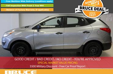 2013 Hyundai Tucson GL 2.4L 4 CYL AUTOMATIC AWD | Photo 1