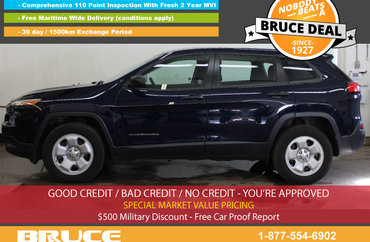 2016 Jeep Cherokee Sport 2.4L 4 CYL AUTOMATIC 4WD | Photo 1