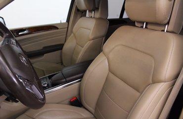 2012 Mercedes-Benz M-Class ML350 BlueTEC 3.0L 6 CYL TURBODIESEL 4MATIC