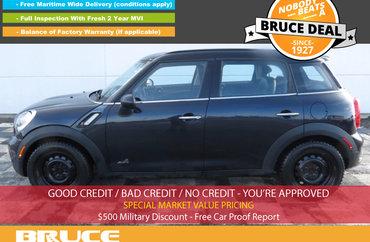 2011 MINI Cooper S COUNTRYMAN 1.6L 4 CYL AUTOMATIC AWD | Photo 1