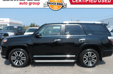 2016 Toyota 4Runner SR5 - LEATHER INTERIOR / SUN ROOF / BACK-UP CAMERA | Photo 1