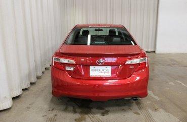 2013 Toyota Camry SE 2.5L 4 CYL AUTOMATIC FWD 4D SEDAN