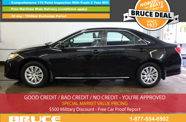2014 Toyota Camry LE 2.5L 4 CYL AUTOMATIC FWD 4D SEDAN | Photo 1