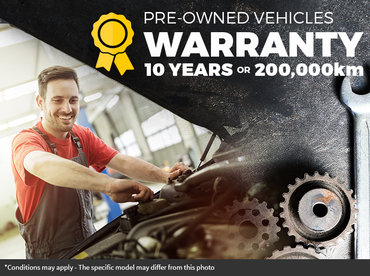 Warranty Pre-Owned Vehicles Lallier