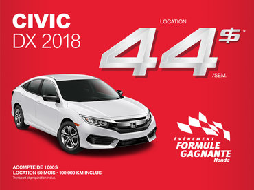 Civic 2018