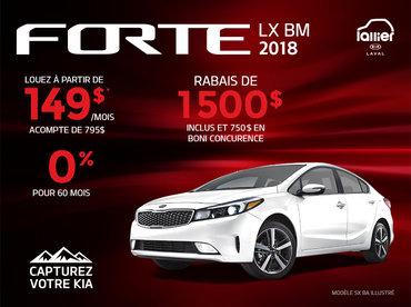 Forte 2018