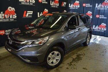 Honda CR-V LX CAMÉRA BLUETOOTH 2016