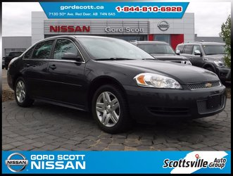 2012 Chevrolet Impala LT, Cloth, Remote Start, Bluetooth, A/C