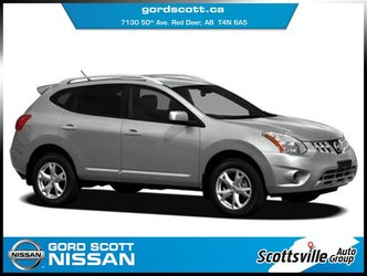 2011 Nissan Rogue SV FWD, Cloth, Cruise, A/C, Low KM, Clean