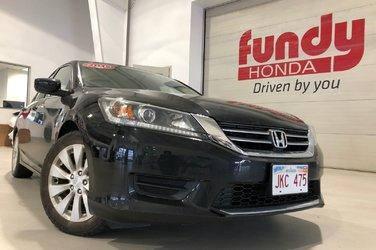 2015 Honda Accord Sedan LX, FUNDY HONDA CERTIFIED