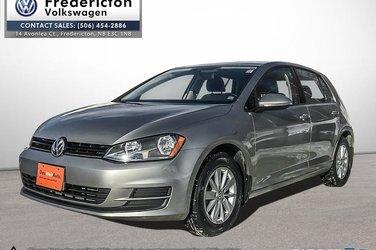 2015 Volkswagen Golf 5-Dr 1.8T Trendline 5sp