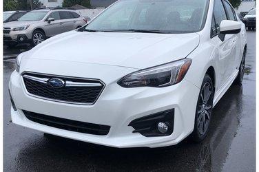2019 Subaru Impreza Sport Package, AWD