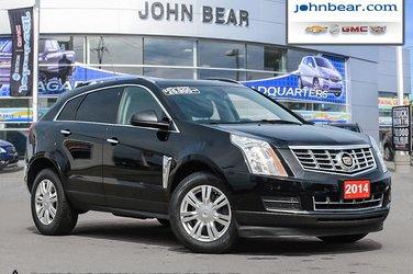2014 Cadillac SRX LUXURY NAVIGATION, REAR VISION CAMERA