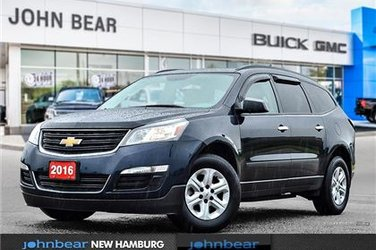 2016 Chevrolet Traverse 1LS AWD - ONE OWNER TRADE