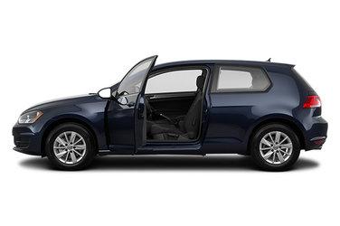 2017 Volkswagen Golf 3-door TRENDLINE