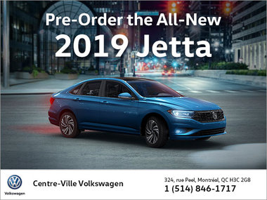The All-New 2019 Jetta