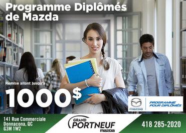Programme Diplômés de Mazda