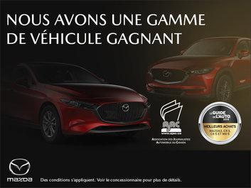 Véhicules gagnants chez Grand Portneuf Mazda