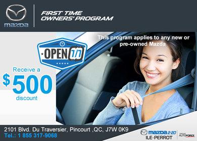 1st-Time Owner's Program