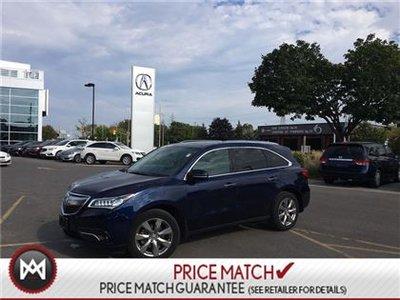 2016 Acura MDX SH AWD ELITE PACKAGE