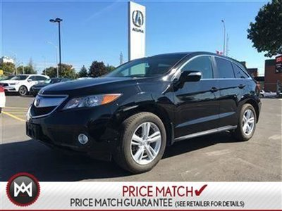 2015 Acura RDX NAVIGATION REARVIEW CAMERA CERTIFIED