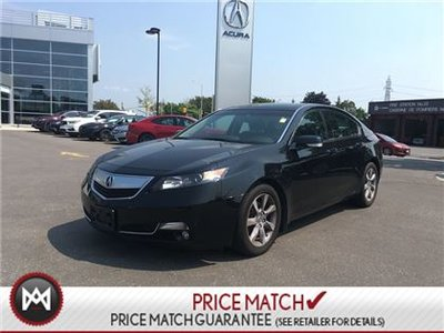 2013 Acura TL LEATHER ROOF LOADED