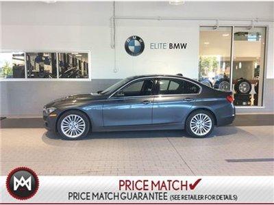 BMW 328i NAV, AWD, SUNROOF 2014